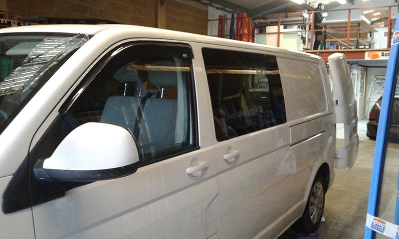 Campervan Window Conversions - Autoglaze