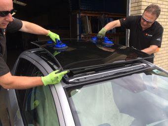 leaky sunroof repair